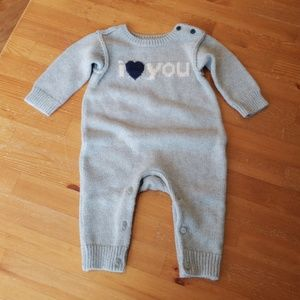 Baby gap one piece outfit boy 3 - 6 months  S23